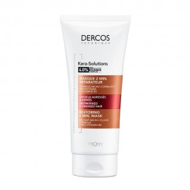 Vichy Dercos Kera-Solutions 4.0% Keratin Restoring 2 min Mask 200ml