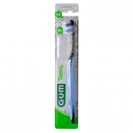 GUM 904 Teens Μπλε Οδοντόβουρτσα Soft 10+ 1τμχ