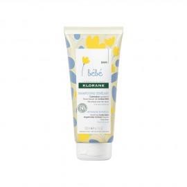 Klorane Bebe Shampoo Doux Demelant Προστατευτικό Σαμπουάν για Βρέφη, 200ml
