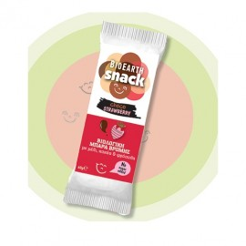Bioearth Snack Choco Strawberry, 60g
