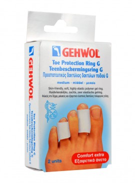 GEHWOL TOE PROTECTION RING G MEDIUM 2ΤΕΜ (30MM)