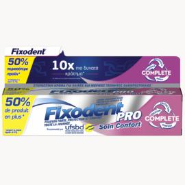 Fixodent Pro Complete Comfort Care +50% Περισσότερο Προϊόν, 70,5gr