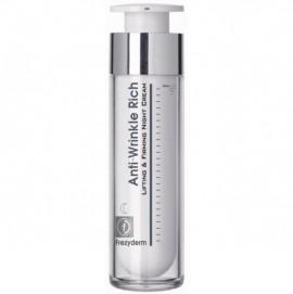 Frezyderm Anti Wrinkle Rich Night Cream 45+ Αντιρυτιδική Κρέμα Νύχτας για Πρόσωπο & Λαιμό, 50ml