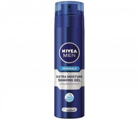Nivea Men Αφρός Ξυρίσματος Protect & Care Aloe Vera 200ml