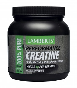 LAMBERTS CREATINE POWDER 500GR