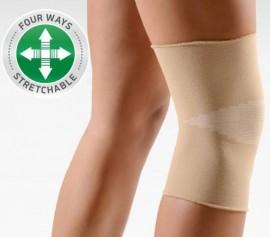 Anatomic Line 6501 Knee Support Επιγονατίδα Απλή Ελαστική Μέγεθος XL