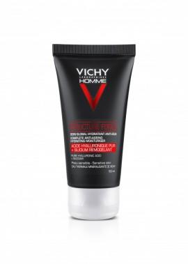 Vichy Homme Structure Force Αντιγηραντική/Συσφικτική για Πρόσωπο/Μάτια 50ml