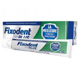 Fixodent Pro Plus Best Antibacterial Technology με Γεύση Μέντας 40gr