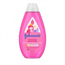 Johnsons Kids Shiny Drops Σαμπουάν, 500ml