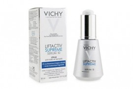 Vichy Liftactiv Serum 10 Supreme Ενισχυμένος Ορός Προσώπου Νεότητας για Ταχεία Επανόρθωση, 30ml