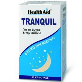 HEALTH AID TRANQUIL - ΦΥΤΙΚΟ ΗΡΕΜΙΣΤΙΚΟ 30caps