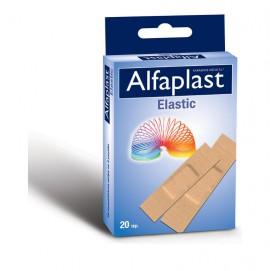 Alfaplast Elastic Αυτοκόλλητα Επιθέματα 100x60mm 10τμχ