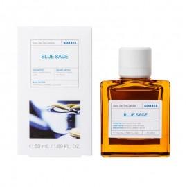 Korres Blue Sage Eau De Toilette Ανδρικό Άρωμα, 50ml