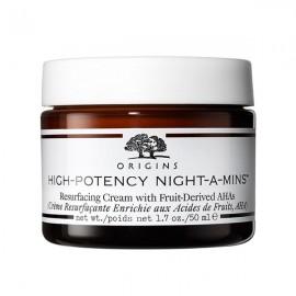 Origins High-Potency Night-A-Mins Resurfacing Cream With Fruit-Derived Aha'S Πλούσια Κρέμα Νύχτας Αναδόμησης & Αποτοξίνωσης, 50ml