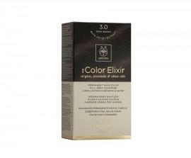 Apivita Βαφή Μαλλιών 3.0 My Color Elixir kit Μόνιμη ΚΑΣΤΑΝΟ ΣΚΟΥΡΟ