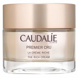 Caudalie Premier Cru, The Rich Cream, Πλούσια Κρέμα με Πλήρη Αντιγηραντική Δράση , 50ml