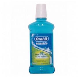 Oral-B Complete Στοματικό Διάλυμα για Δροσερή Αναπνοή με άρωμα μέντας, 500ml