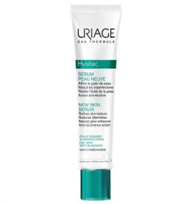 Uriage Hyseac New Skin Serumm, Ορός Προσώπου κατά των Ατελειών, Ιδανικό για Δέρμα με Τάση για Ακμή, 40ml