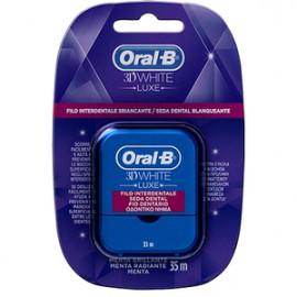 Oral-B Οδοντικό Νήμα 3DWhite Luxe 35m, 1τμχ