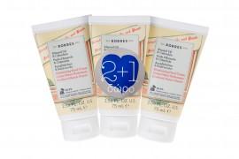 Korres Hand Cream Ενυδατική Κρέμα Χεριών Αμυγδαλέλαιο & Καλέντουλα 75ml 2+1 Δώρο