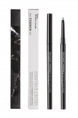 Korres Volcanic Mineral Velvet Eyeliner 35 Vanilla Mint 0.35g