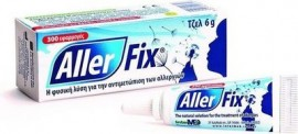 Intermed AllerFix Gel Ρινικό Τζελ για τις Αλλεργίες, 6 gr