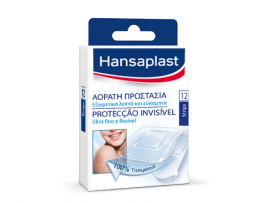 HANSAPLAST Invisible Protection 12strips