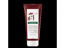 Klorane Conditioner Μαλακτική Κρέμα με Κινίνη για Ενδυνάμωση-Κουρασμένα Μαλλιά, 200ml