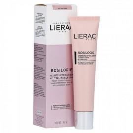Lierac Rosilogie Redness Correction Neutralizing Cream, Κρέμα Για Την Διόρθωση Της Ερυθρότητας, 40ml