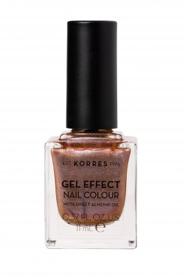 Korres Βερνίκι Νυχιών Gel Effect Nail Colour No33 Dazzle Me 11ml