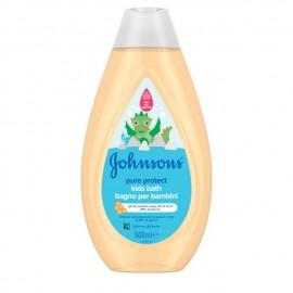 Johnsons Pure Protect Kids Bath, Παιδικό Σαμπουάν & Αφρόλουτρο, 500ml