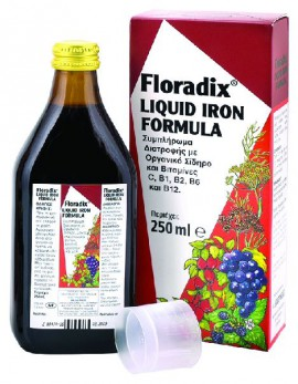 Power Health Floradix Iron Formula 250ml