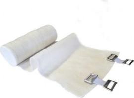 Alfashield Ideal Ελαστικός Επίδεσμος 10cm x 4.5m, 1τμχ