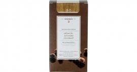 Korres Argan Oil Advanced Colorant Μόνιμη Βαφή Μαλλιών 8.0 Ξανθό Ανοιχτό Φυσικό 50ml