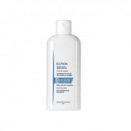 Ducray Elution Shampooing, Σαμπουάν για Εύθραυστα Μαλλιά, Μειώνει την Υποτροπής της Πιτυρίδας 400ml