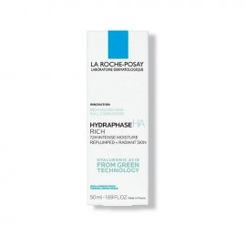La Roche - Posay  Ενυδατική Κρέμα Προσώπου Πλούσιας Υφής, Hydraphase HΑ Intense Riche, 50ml
