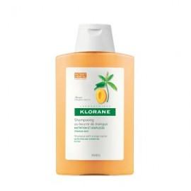 Klorane Shampooing Au Beurre De Mangue Σαμπουάν με Βούτυρο Μάνγκο για Θρέψη στα Μαλλιά 400ml