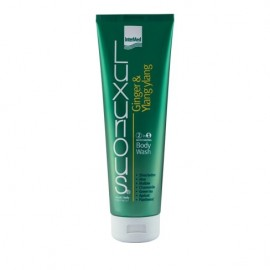 Intermed Luxurious 2 in 1 Body Wash Ginger & Ylang Ylang 300ml
