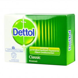 DETTOL SOAP CLASSIC 100 GR