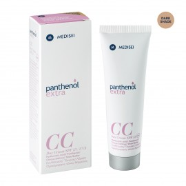 Medisei Panthenol Extra CC Day Cream SPF15 Dark Shade 50ml