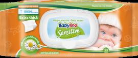 Babylino Sensitive Μωρομάντηλα με Απαλό Άρωμα, 54 τεμαχίων