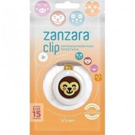 Vican Zanzara Clip Monkey για Εντομοαπωθητική Προστασία, 1 τεμ