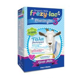 Frezylac Platinum 3, Βιολογικό Κατσικίσιο Γάλα για Βρέφη από τον 10 μήνα 400gr