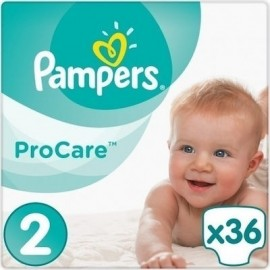 Pampers ProCare Premium Protection No2 (3-6kg), 36 τεμάχια