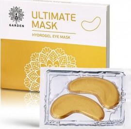 Garden Μάσκα Ματιών για Ενυδάτωση 3τμχ Ultimate Hydrogel Eye Mask