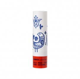 Korres Lip Balm Wild Rose Tinted Ενυδατική Φροντίδα για Χείλη με Άγριο Τριαντάφυλλο με Χρώμα, 4,5gr
