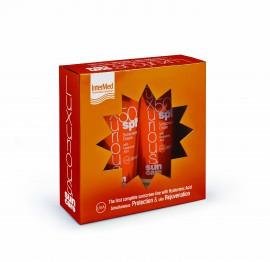 INTERMED Luxurious Pack Αντηλιακή Προσώπου SPF50 75ml & Αντηλιακή Σώματος SPF50 200ml