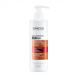 Vichy Dercos Kera-Solutions 2.0% Keratin Intensiv-Repair Shampoo 250ml