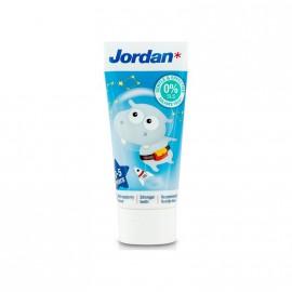 Jordan Παιδική Οδοντόκρεμα Kids για παιδιά από 0-5 Ετών 50ml
