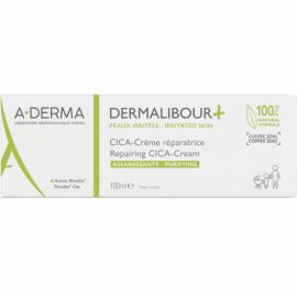 A-Derma Επιδιόρθωση και Καθαρισμός Ερεθισμών του Δέρματος, Dermalibour Cica-Cream, 100ml
